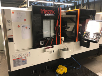 Mazak Quick Turn 250MY